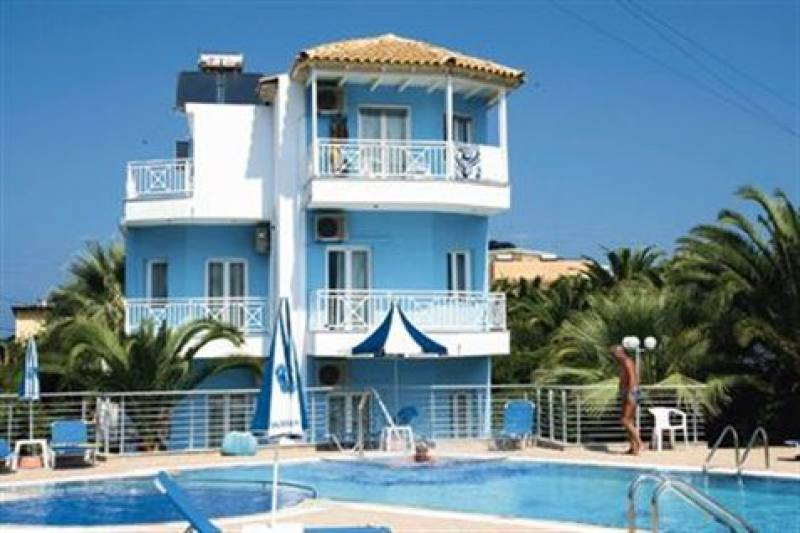 Hotel Villa Ria - Malia - Heraklion Kreta
